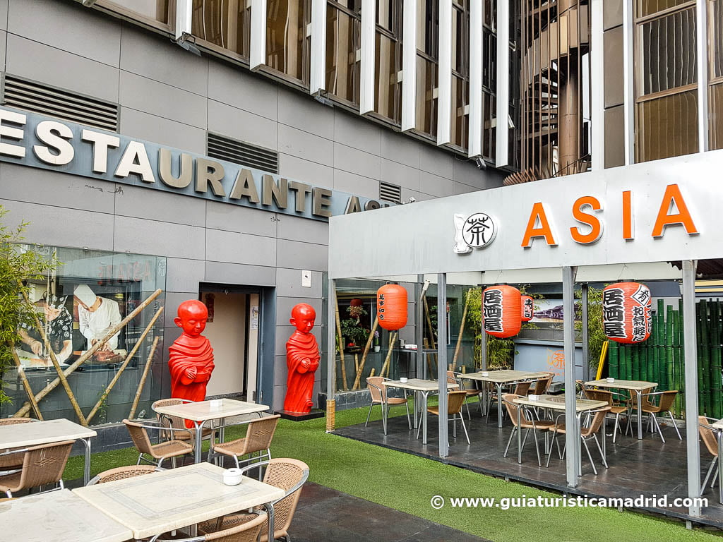 Asia Té Tenedor O Palillos