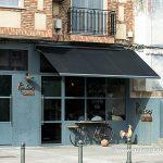 Entrada al restaurante Raíces - Carlos Maldonado